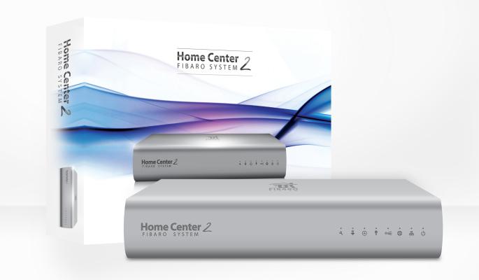 Inteligentná domácnosť - Fibaro Home Center 2