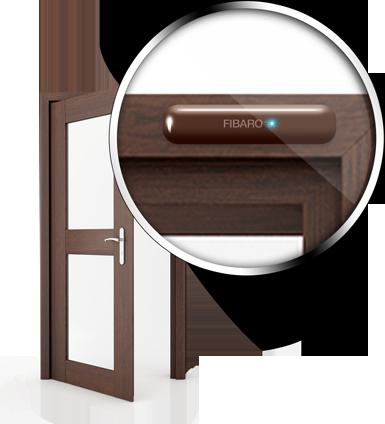 Fibaro dverový senzor