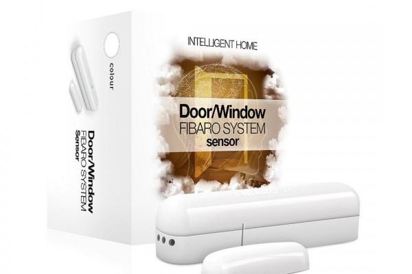 magnetický senzor na dvere a okná