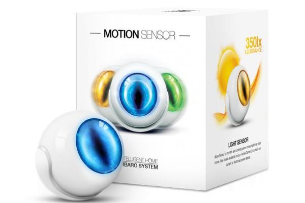 fibaro pohybový senzor