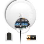 Fibaro vodný senzorNapájanie na bateriu či zo sieťe