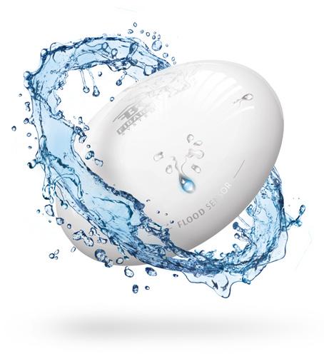 Detektor uniku vody  od značky Fibaro