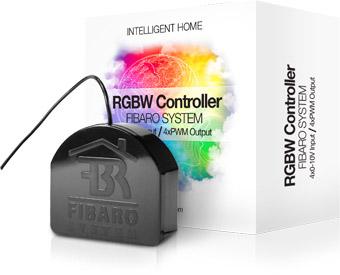 Fibaro RGBW stmievač, Nadpozemský potenciál