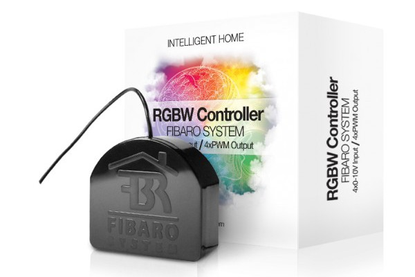 RGBW stmievač