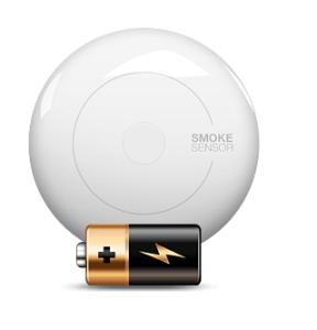 požiarný detektor dymu