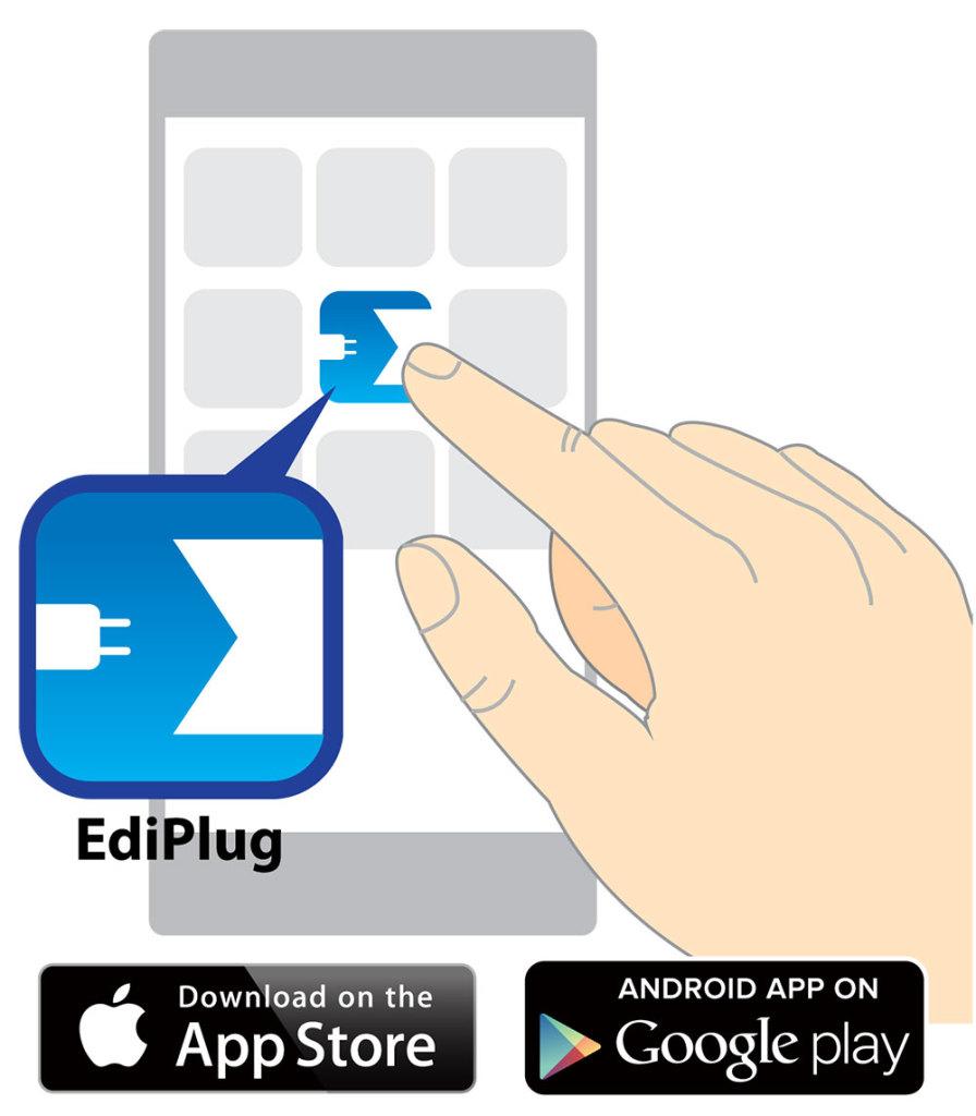 aplikácia pre zariadenie edimax smart plug