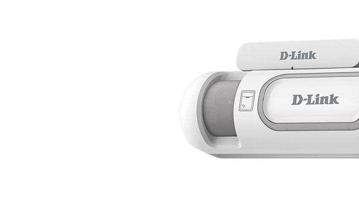 dverový senzor d-link